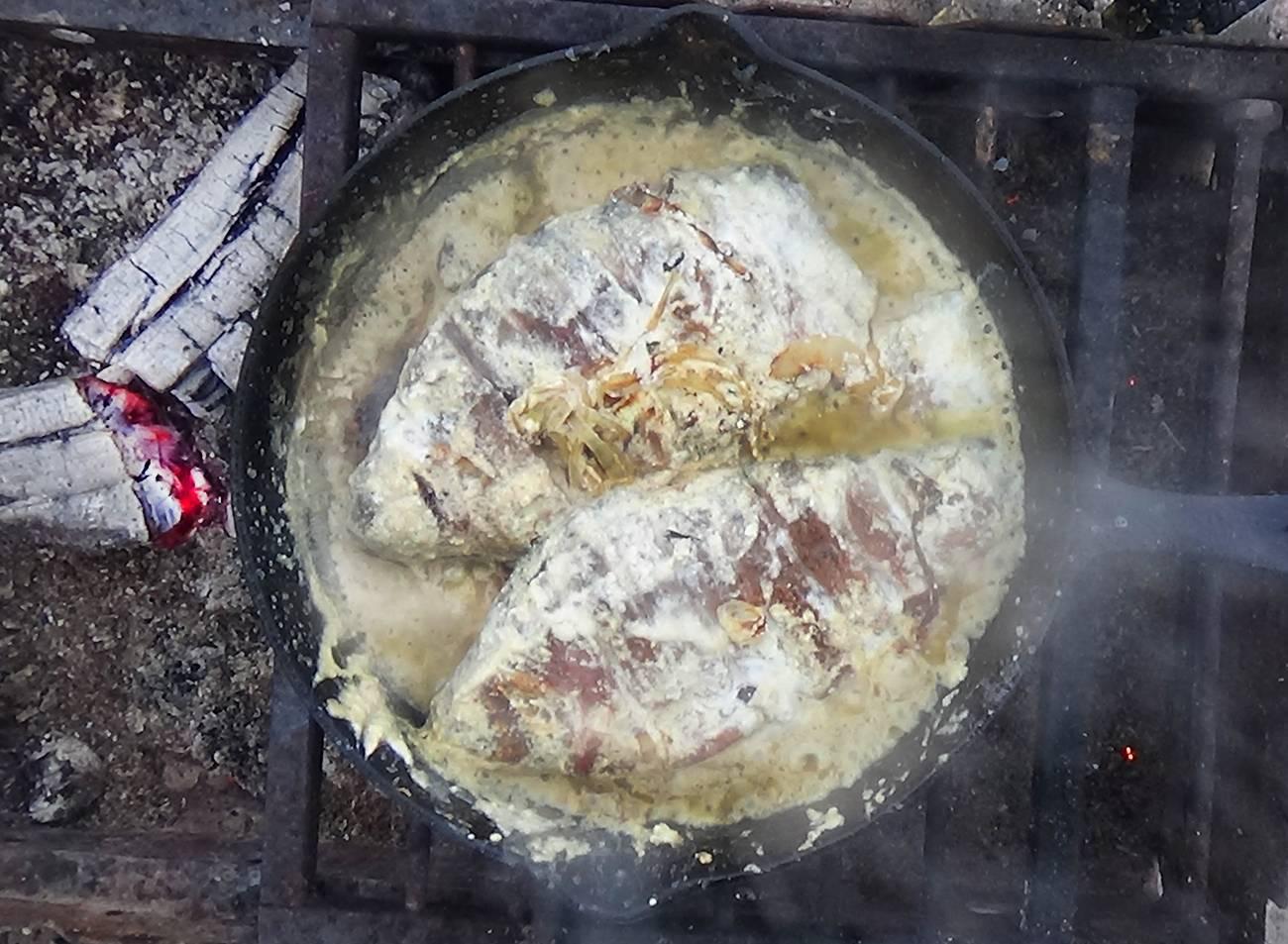 Как приготовить барабульку на сковороде пошагово
