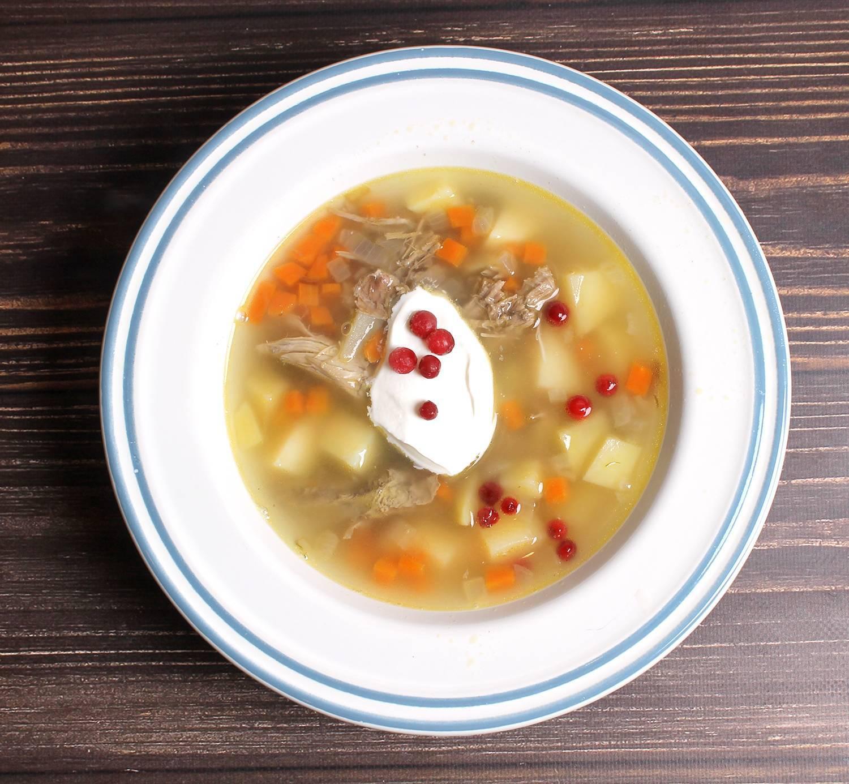 рецепты супов - 60